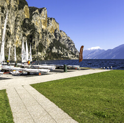 Watersports & Sailing Centre In Lake Garda, Italy | Andrew Simpson Sailing